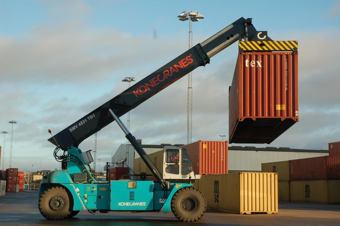 research and development konecranes lift trucks