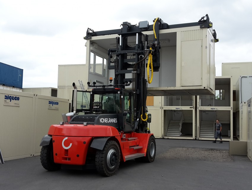Konecranes wins order for 3 modified forklifts in Germany_image