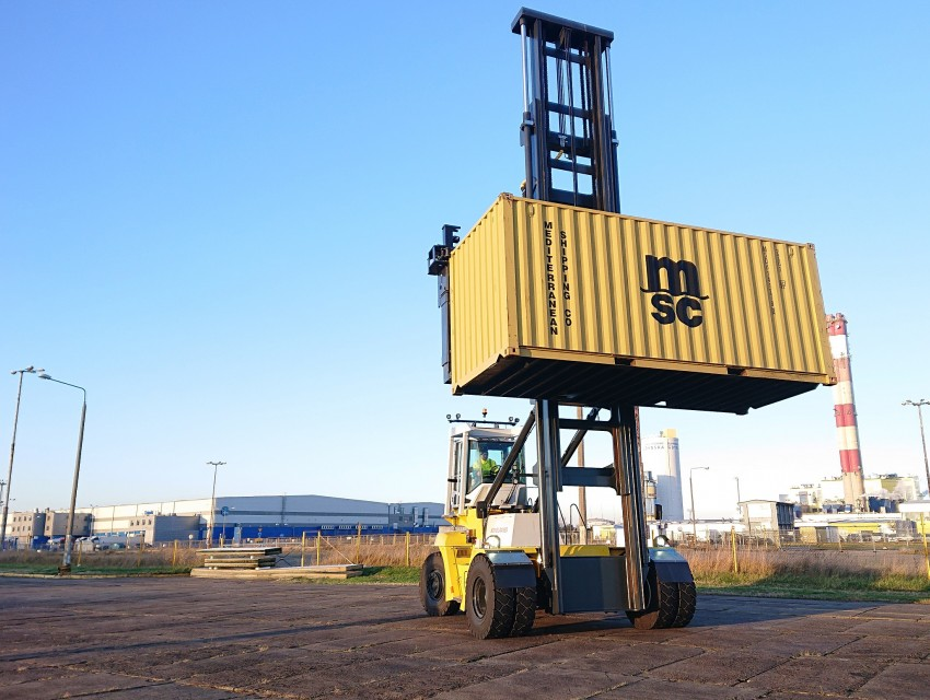 Konecranes wins first deal with MEDLOG in Poland_image
