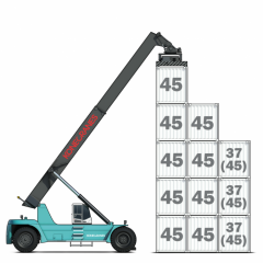 Reachstacker SMV 4545 TC5