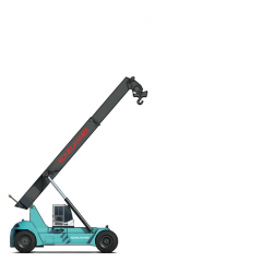 Reach Stackers for Industrial handling