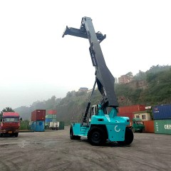 Reach Stacker at Lee & Man Group