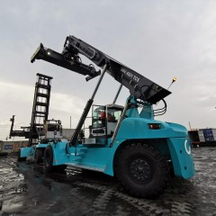 Konecranes Lift Trucks_Reach Stacker_Thailand_