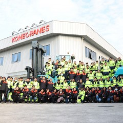 Konecranes supplies the biggest forklift ever in China_image_factory