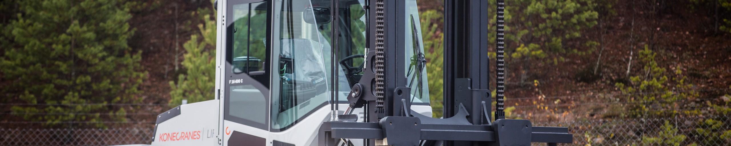 Forklifts, 14 - 16 tons   Konecranes Lift trucks