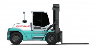 Konecranes Lifttrucks 14 ton