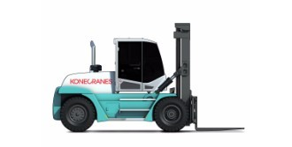 Konecranes Lifttrucks 10 ton