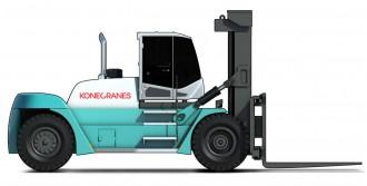 Konecranes Lift truck 22-25 ton