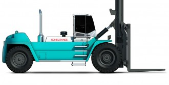 Lifttrucks Fork Lift 60 tons